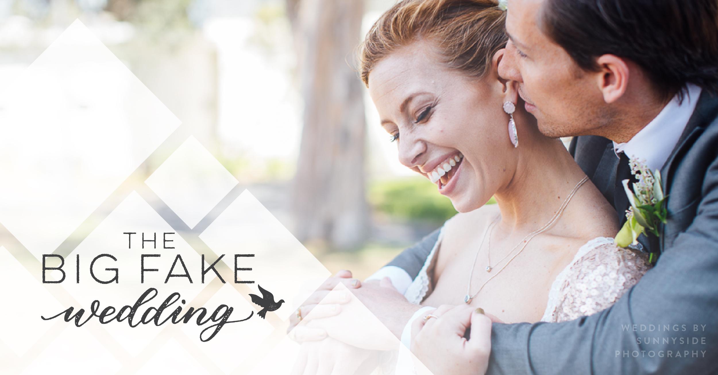 Big Fake Wedding 2018 Ticket Giveaway
