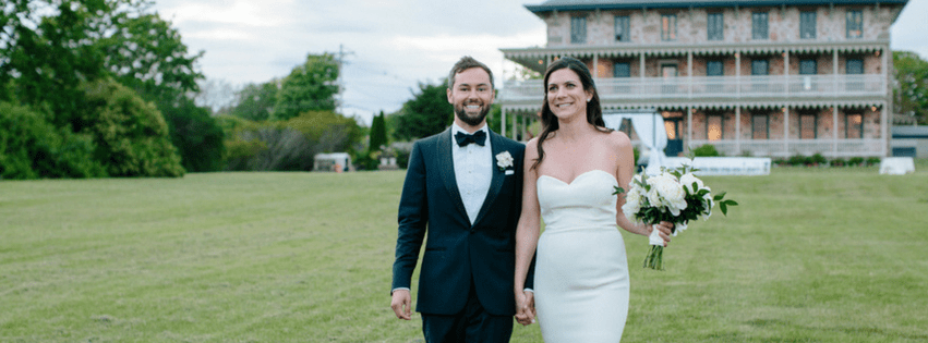 Kathryn and Joshua's Stone House Wedding