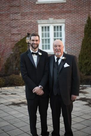 Cole + Grandpa