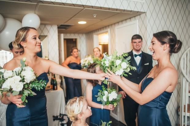 Michelle + Emily Bridal SUite