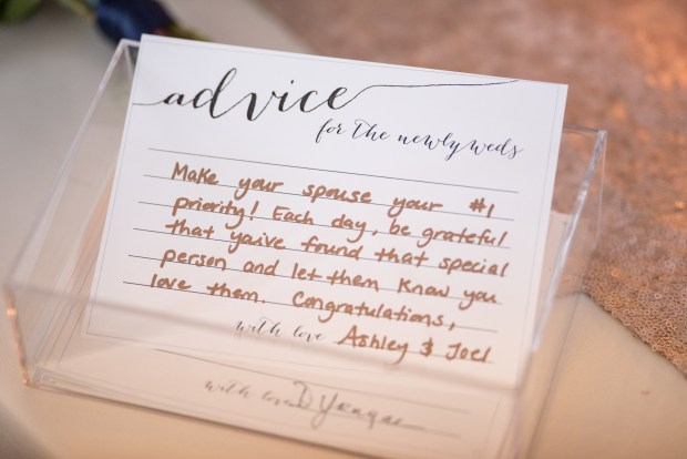 Newlyweds Advice