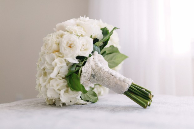 Jacki and Michael's Belle Mer Wedding on The Newport Bride
