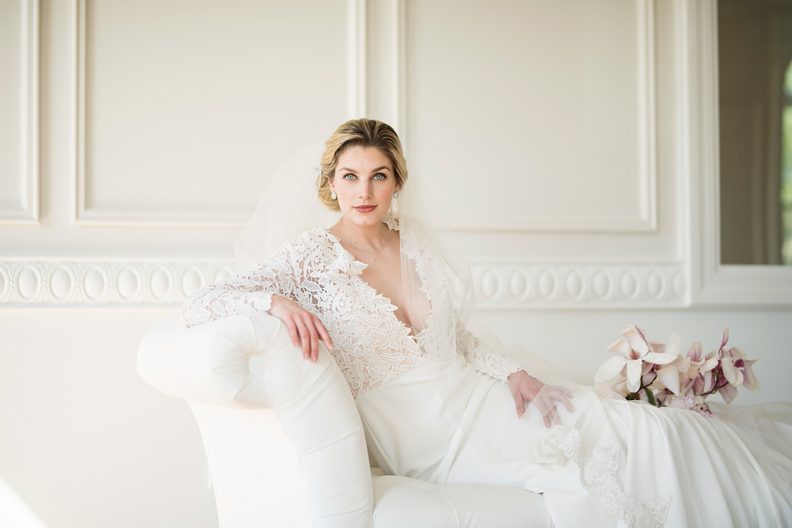 For the Love of Lace Styled Shoot