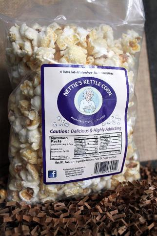 Nettie's Kettle Corn
