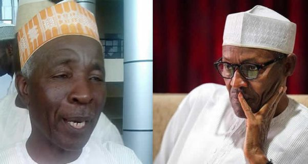 Image result for Galadima To Buhari