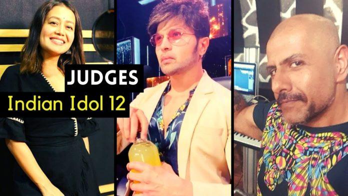 Indian Idol 12 Judges