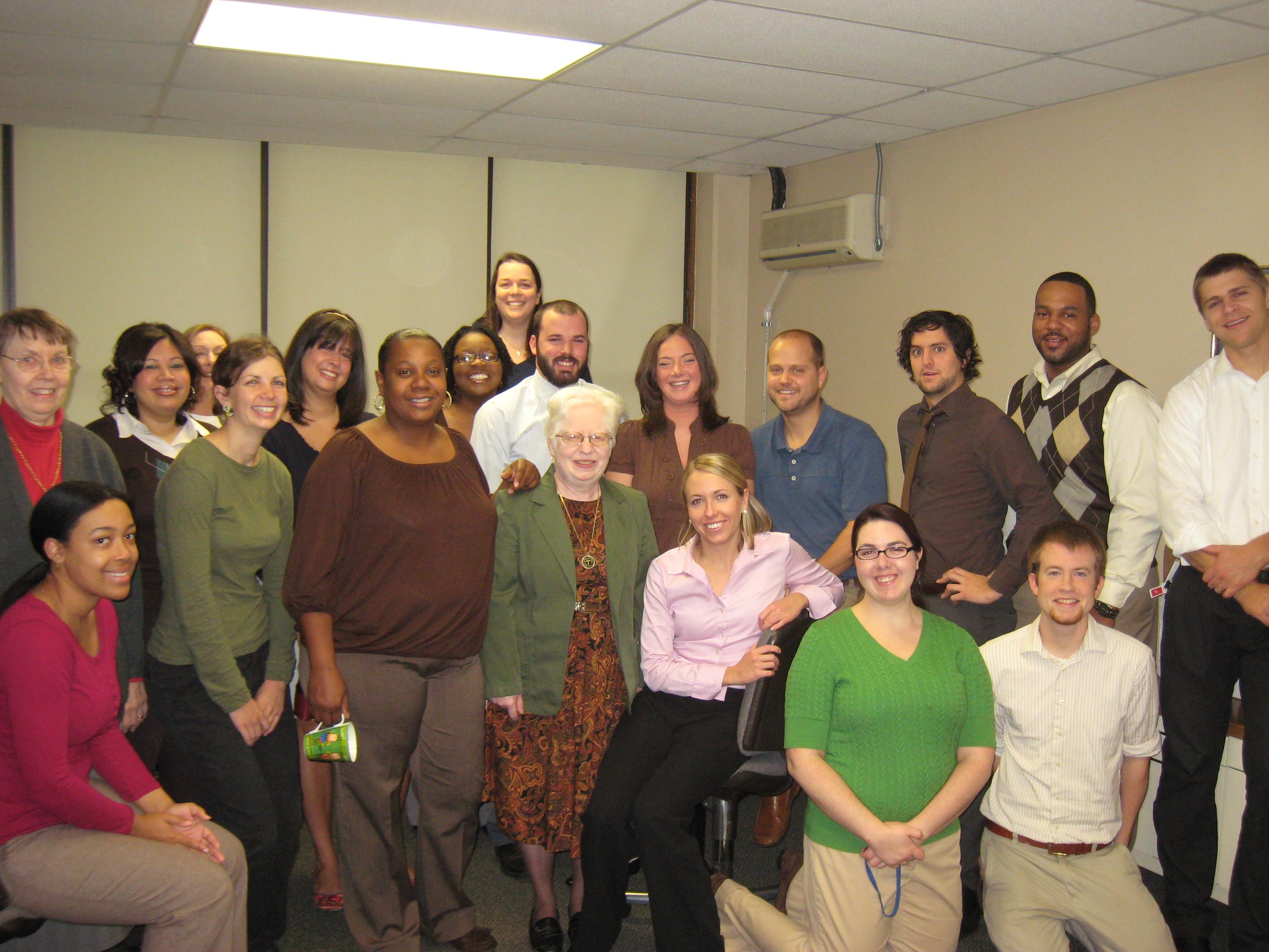 Comer Staff 2009-2010