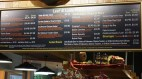 Blacksburg, Va., Feb. 25 - Dining Hall Menus: West End Market's Leaf and Ladle menu represents what a general menu in a Virginia Tech dining hall looks like. Menu items and prices are listed but calories are not.