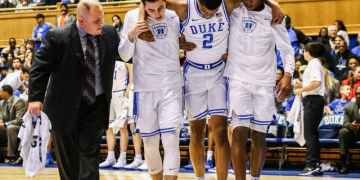Latest Sports News: Duke men's basketball's Cassius Stanley exits Friday contest with apparent left knee injury – Duke Chronicle