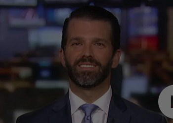 Donald Trump Jr. on day one of public impeachment hearings: 'I've never seen anything more ridiculous'