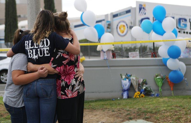 Santa Clarita School Shooter Dies in Hospital