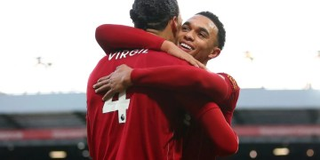 Latest Sports News: Liverpool set new club record in Brighton win as Virgil van Dijk grabs brace for Premier League table toppers