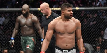 Latest News: UFC on ESPN 7 results: Jairzinho Rozenstruik knocks out Alistair Overeem in bizarre walk-off finish – MMA Mania