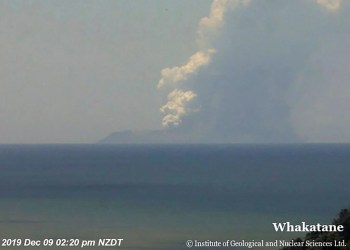 Fox News Today: New Zealand volcano erupts, at least 5 dead, rescuers can't access island