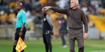 Kaizer Chiefs, 'Kaizer Chiefs' football against Golden Arrows was not a delicacy' – Middendorp