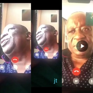 National Security Minister, (VIDEO) 'Your hug put me to sleep' – National Security Minister love affair with side chic leaks