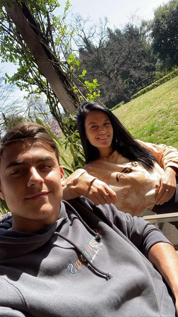 Sad News: Juventus Forward Paulo Dybala and Girlfriend Oriana Test Positive for Coronavirus