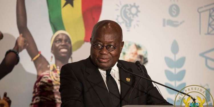 COVID fund, President Akufo-Addo donates 3 months' salary to COVID fund
