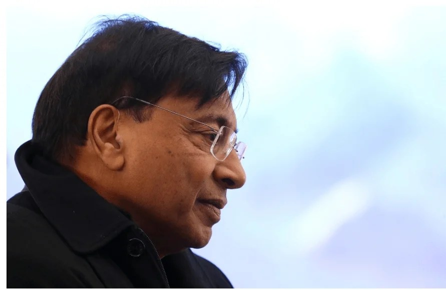 Lakshmi Mittal with Net worth: $12.1 billion