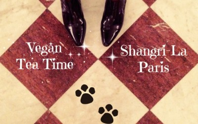 100% Vegan Tea Time au Shangri-La
