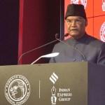 फर्जी खबरें लोकतंत्र के लिए खतरा, कठिन दौर से गुजर रही है पत्रकारिता-रामनाथ कोविंद