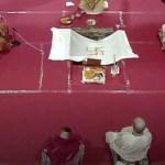 मंदिर की भूमि पूजा के बाद सूर्यवंशी पहनेंगे पगड़ी और चमड़े के जूते