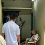 एसएएफ के डिप्टी कमांडेंट विजय सोनी का घर में कुर्सी पर खून से लथपथ शव मिला