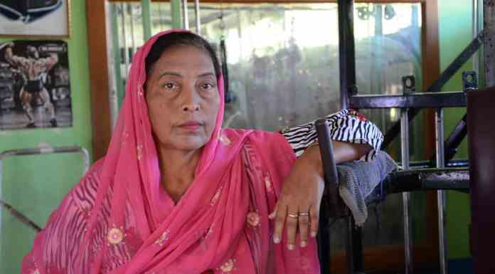In 1974, Tayabun Nisha, from Sivsagar district, broke a 12-year-old national record in discuss throw to win the first medal for Assam by a woman athlete