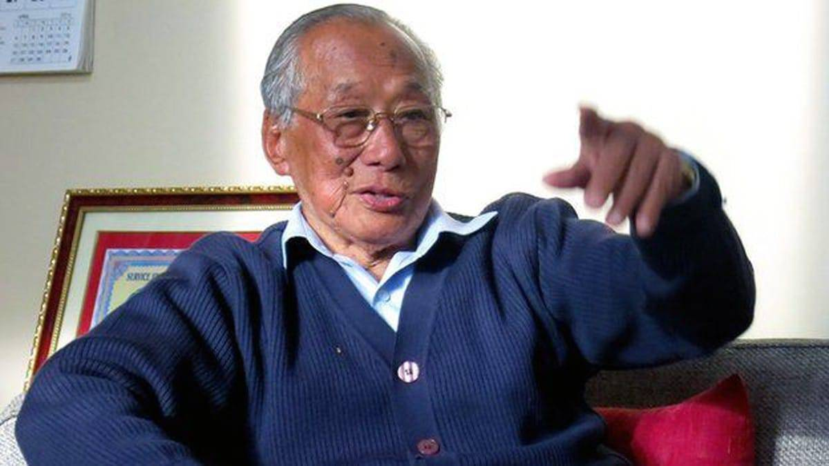 Rishang Keishing dead at 97: Former Manipur CM passes away in Imphal due to multiple-organ failure