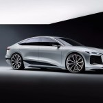 Audi announces A6 E-Tron concept electric vehicle