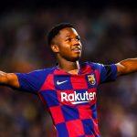 Barcelona to renew Ansu Fati contract until 2026