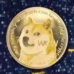Dogecoin price falls after touching record heights