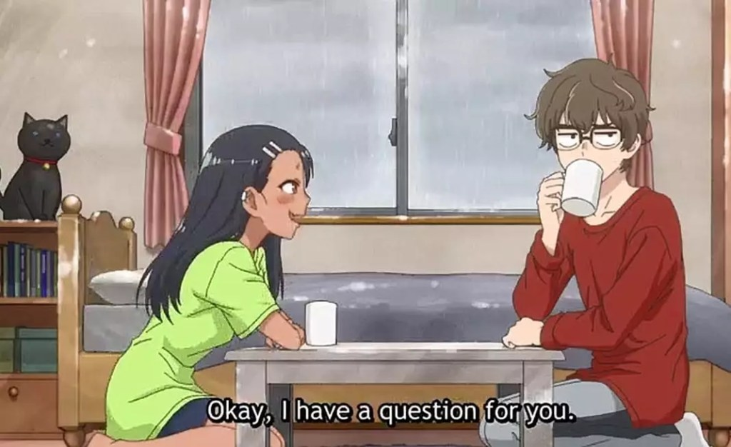 Don't Toy With Me, Miss Nagatoro Episode 4