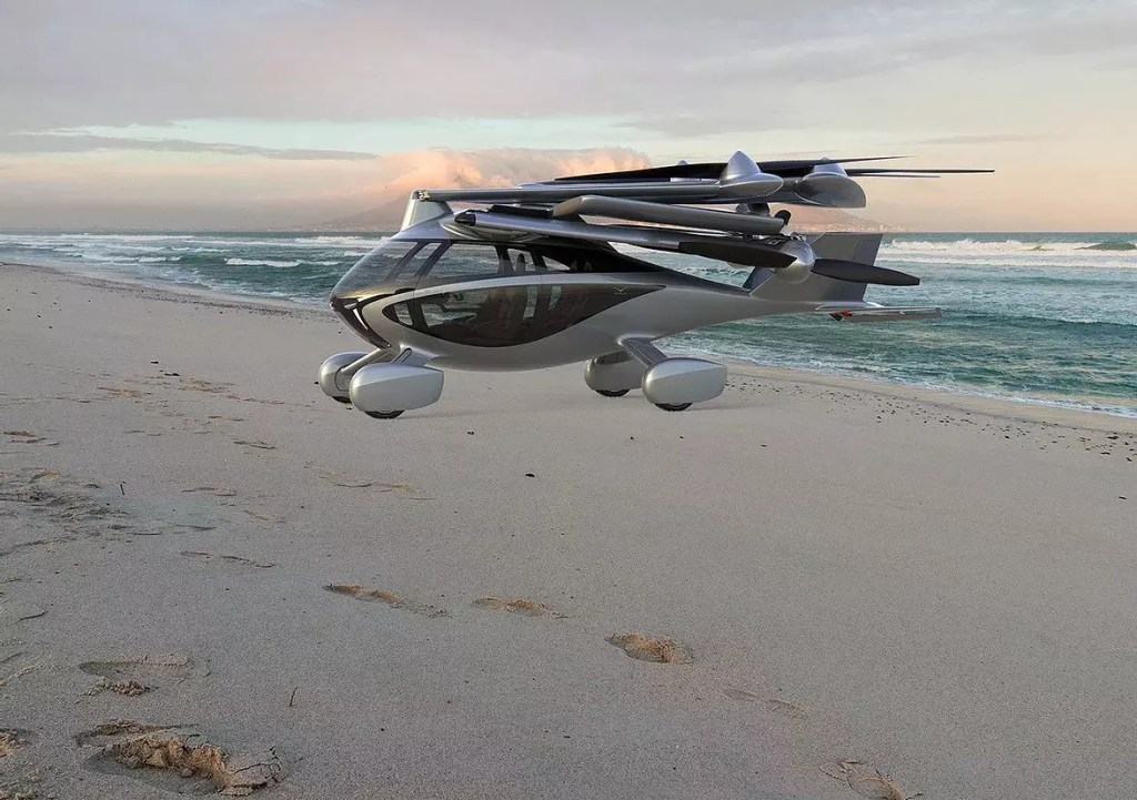 ASKA flying car is set to hit the street as well as take off in 2026