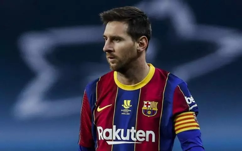 Lionel Messi will leave Barcelona without a Contract!