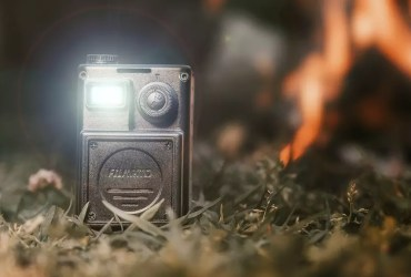 Meet FILMATIC Projector: The World's Smallest Outdoor Projector