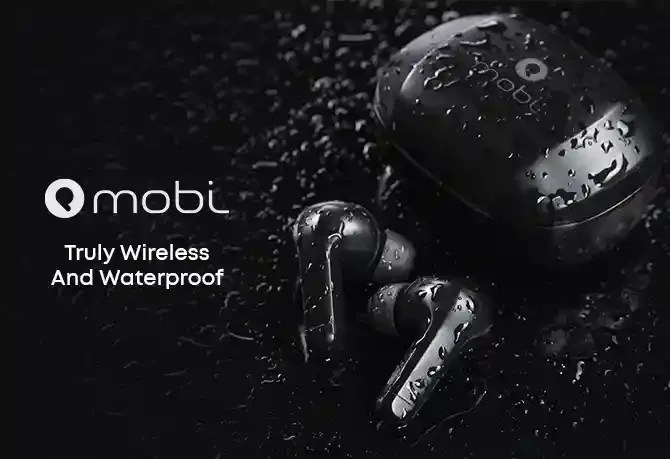 Mobi Earbuds: AI-Powered Hybrid ANC with up to 100 hours of battery life