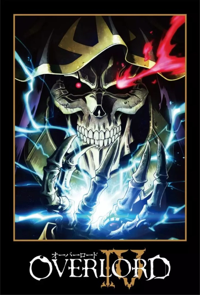 Overlord Season 4 and Movie Announced!