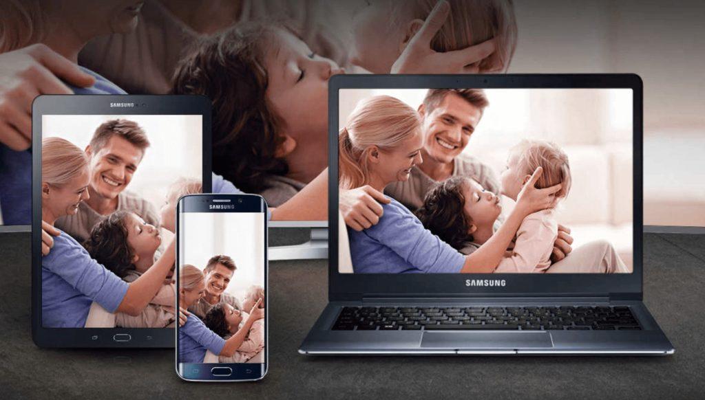 Samsung Smart View - Best Screen Mirroring Apps