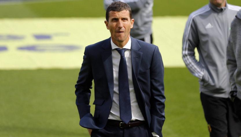 Valencia sacked manager Javi Garcia, Voro to take Charge