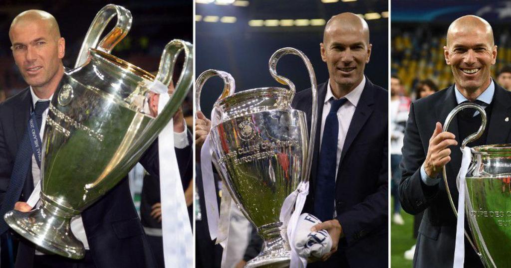 Zidane-UCL