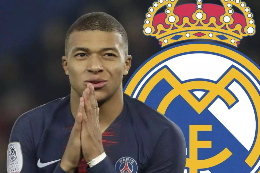 Kylian Mbappe has reached an agreement with Real Madrid