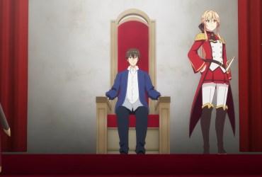 Top 10 Anime Like How A Realist Hero Rebuilt The Kingdom