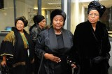 Winnie Madikizela-Mandela, Anti-Apartheid Fighter Honored
