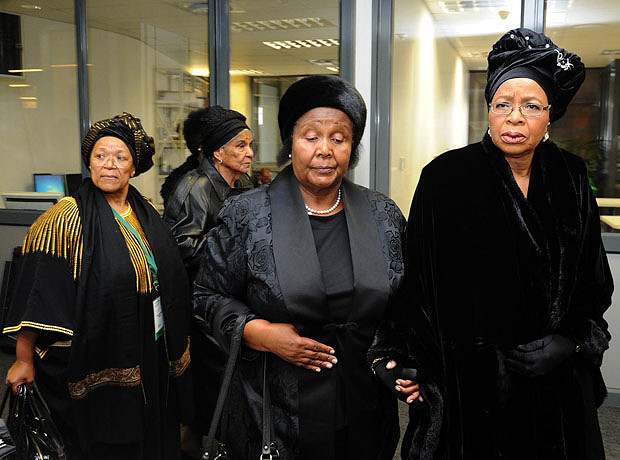Madikizela-Mandela