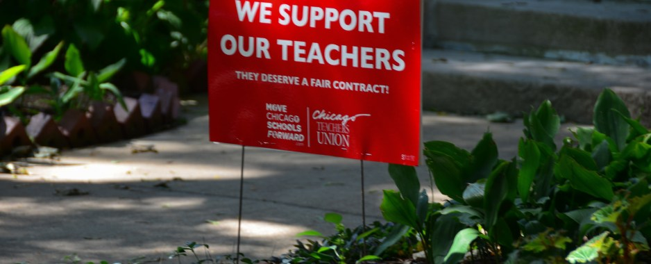 The Teacher's Strike Wave Continues