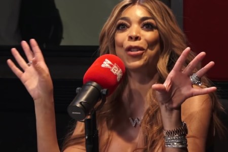 Wendy Williams Needs Time Off to Recover Until Studio Reopens