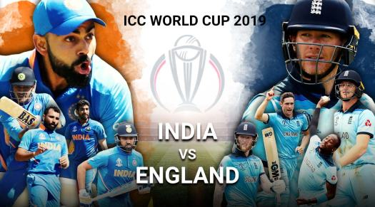 ICC World Cup: England win toss, elect to bat against ...