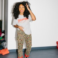 "Did you know SZA wrote ""Feeling Myself"" by Nicki Minaj and Beyonce'?"
