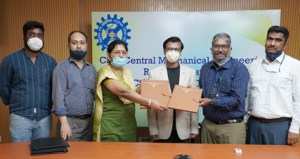 CSIR-CMERI transfers COVID related technologies for commercial production